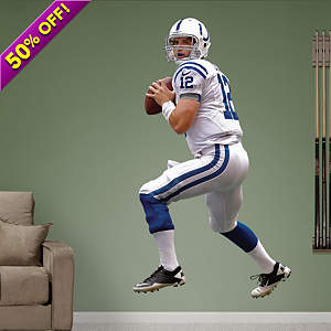 Andrew Luck - Away Fathead Wall Decal